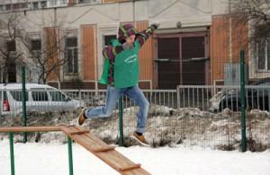 Очередное спортивное соревнование пройдет в районе Царицыно