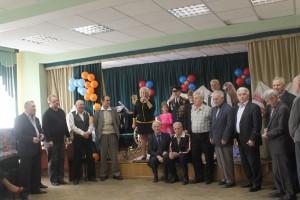 Ретро-дискотека «В кругу друзей» для старшего поколения района Царицыно прошла 21 февраля