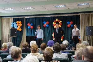 Праздник был организован для женщин старшего поколения аппаратом Совета депутатов муниципального округа Царицыно