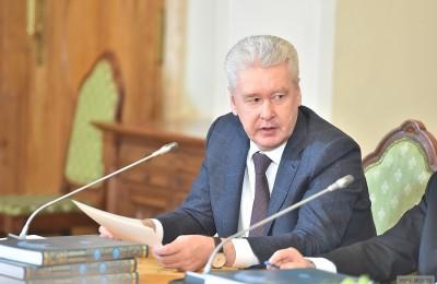 Мэр Москвы Сергей Собянин предложил снизить в четыре раза имущественный налог для владельцев зданий
