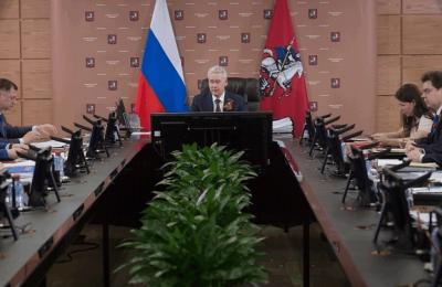 Мэр Москвы Сергей Собянин дал указание поддержать проведение в Москве российского этапа гонок на электромобилях