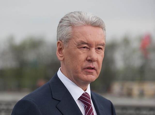 Сергей Собянин, выборы