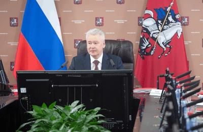 Мэр Москвы Сергей Собянин объявил о том, что сложная экономическая ситуация не повлияла на работу строительного комплекса столицы в этом году