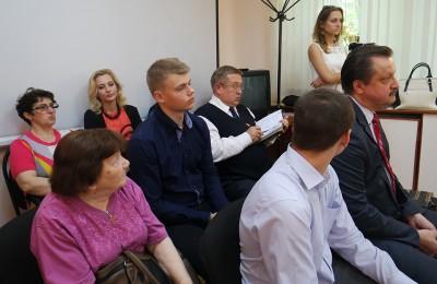 Публичные слушания пройдут в районе Царицыно
