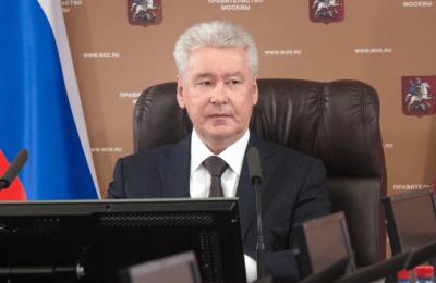 Сергей Собянин рассказал о парке развлечений, который построят на территории Нагатинской поймы
