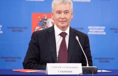 На открытии новой производственной линии в Лианозовском молочном комбинате побывал мэр Москвы Сергей Собянин