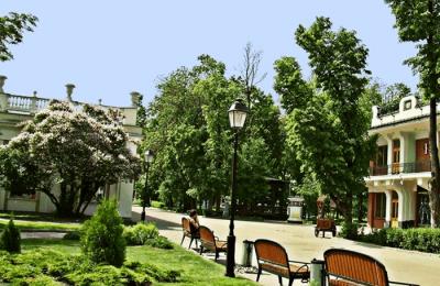 Бесплатные занятия по английскому языку и танцам пройдут в саду «Эрмитаж»