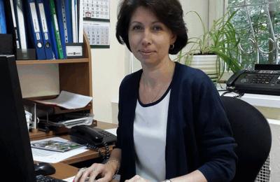 Начальник отдела по взаимодействию с населением Ольга Дольникова рассказала о Молодежной палате в районе Царицыно