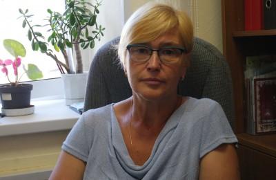 Депутату Татьяне Родичевой выразили благодарность за помощь в работе ТЦСО «Царицынский»