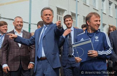 Зампред Правительства Виталий Мутко