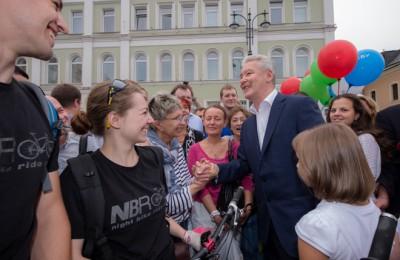 Сергей Собянин сообщил о продолжении реконструкции улиц Москвы в следующем году