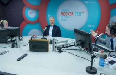 """Мэр Москвы Сергей Собянин: """"Перед тем, как вводить платную парковку, мы проводим большую консультативную работу с общественностью, с местными депутатами"""""""