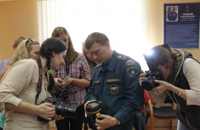 Блог-тур по судебно-экспертному центру МЧС прошел в районе Царицыно