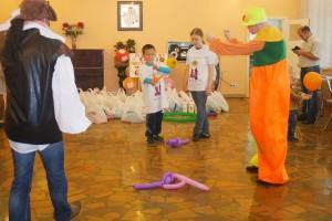 Дети приняли участие в различных соревнованиях