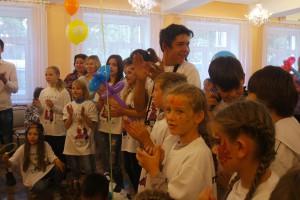 """Фонд """"Время"""" провел праздник для детей на базе ТЦСО """"Царицынский"""""""
