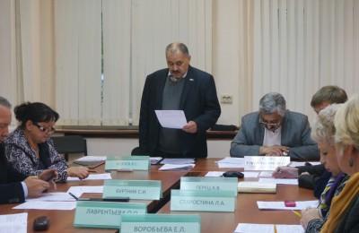 На очередном заседании Совет депутатов постановил составить, рассмотреть и утвердить местный бюджет муниципального округа Царицыно на 2016 год