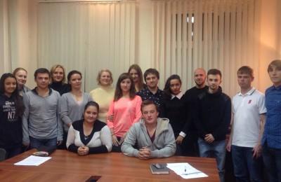 В Съезде молодых парламентариев примут участие представители молодежной палаты района Царицыно