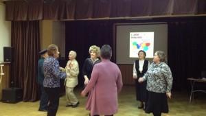 Ретро-танцы для старшего поколения пройдут в районе Царицыно