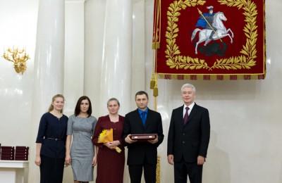 42 москвича получили ордена и медали «Родительская слава»