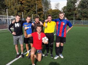 Жители Царицыно примут участие в районном турнире по футболу