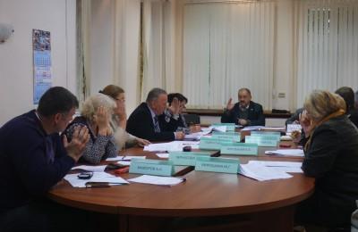 Депутаты муниципального округа Царицыно проведут очередное заседание 12 ноября