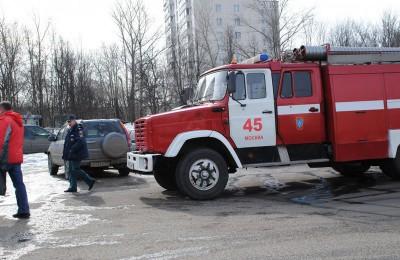 Пожарные службы