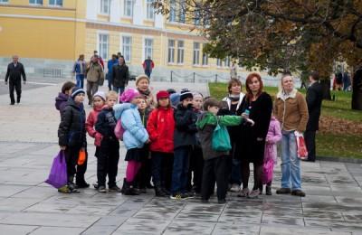 Татьяна Родичева поддерживает идею развития в школах образовательного туризма