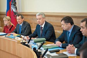 На заседании ГЗК Москвы был решен вопрос о дальнейшем развитии территории Рублево-Успенского