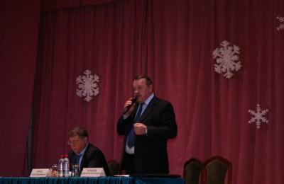 Челышев: В ЮАО планируют построить два бассейна и аквапарк