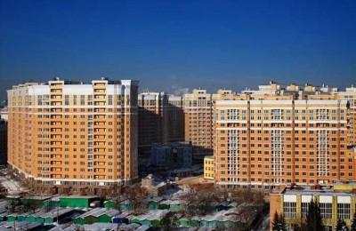 Жилой комплекс «Царицыно» в ЮАО достроят в 2017 году