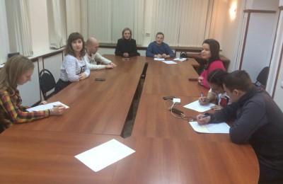 В рейде по соблюдению правопорядка на территории района Царицыно приняли участие активисты молодежной палаты
