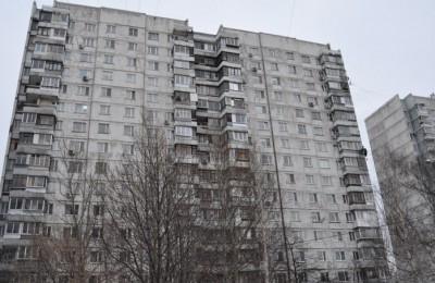 Жилые дома в Царицыно