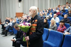 Ветерана Великой Отечественной войны поздравили с 91-летием в Южном округе