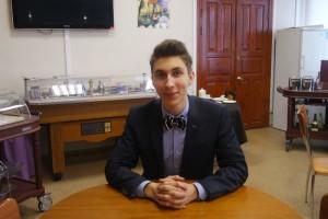 Студент Всеволод Колобов выиграл в конкурсе «Студент года» среди учащихся средне специальных учебных заведений
