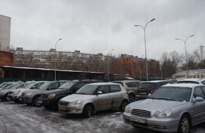 Жители района Царицыно оценили удобство платных парковок