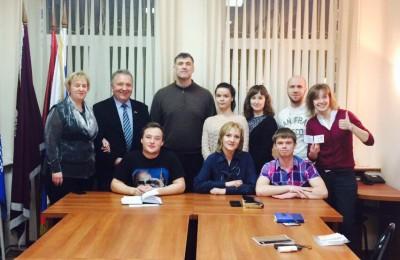 В районе Царицыно состоялось заседание молодежной палаты