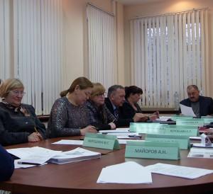 В январе состоялось очередное заседание муниципальных депутатов