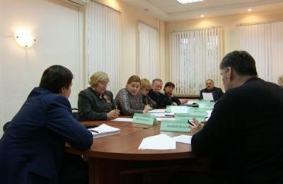 На очередном заседании совета депутатов рассказали о результатах работы за год