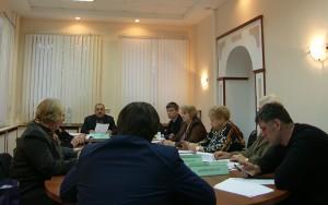 На заседании Совета депутатов был заслушан отчет главного врача стоматологии №52