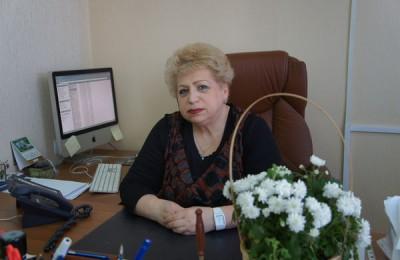 Депутат муниципального округа Царицыно Елизавета Воробьева