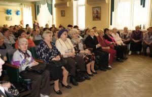 Концерт в центре социального обслуживания «Царицынский»