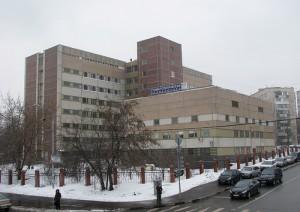 Поликлиника №62 в районе Царицыно