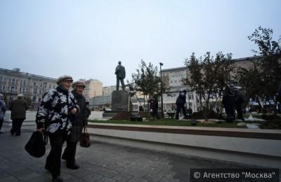 """Работы по благоустройству в рамках программы """"Моя улица"""" продолжатся в Москве в 2016 году"""