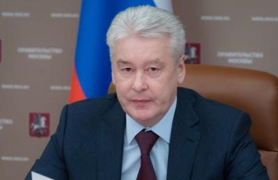 Сергей Собянин рассказал про благоустройство московских дворов