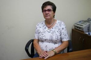 На фото депутат муниципального округа Царицыно Луиза Старостина