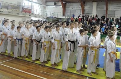 В ЮАО пройдет Чемпионат России по киокусинкай