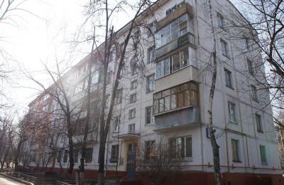 Многоквартирный дом на улице Медиков