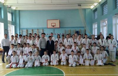 В турнире приняли участие порядка 300 спортсменов из 20 спортивных клубов Москвы