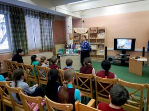 Библиотека №141 приняла участие в фестивале литературы имени Чуковского