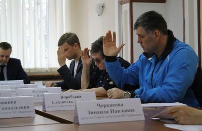 На очередном заседании Совета депутатов избранники согласовали порядок организации и осуществления территориального общественного самоуправления